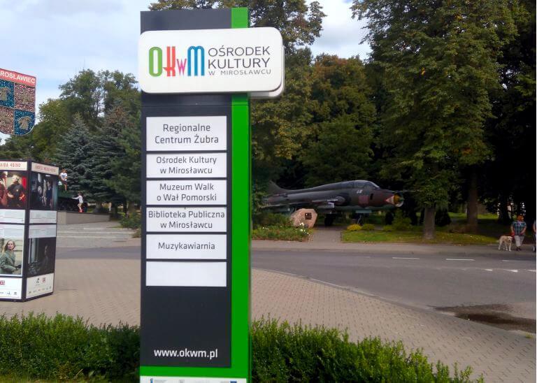 Realizacja Centrum Kultury w mirosławcu