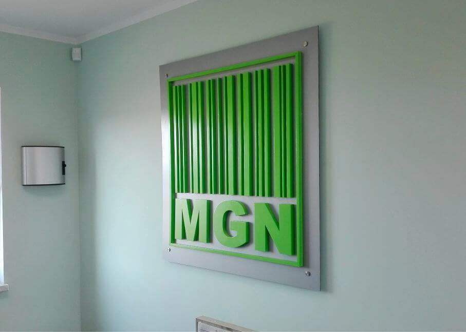 Realizacja logo dla MDG